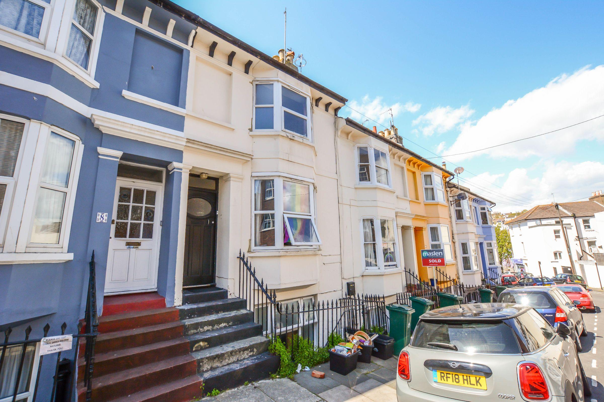 St. Leonards Road, Brighton